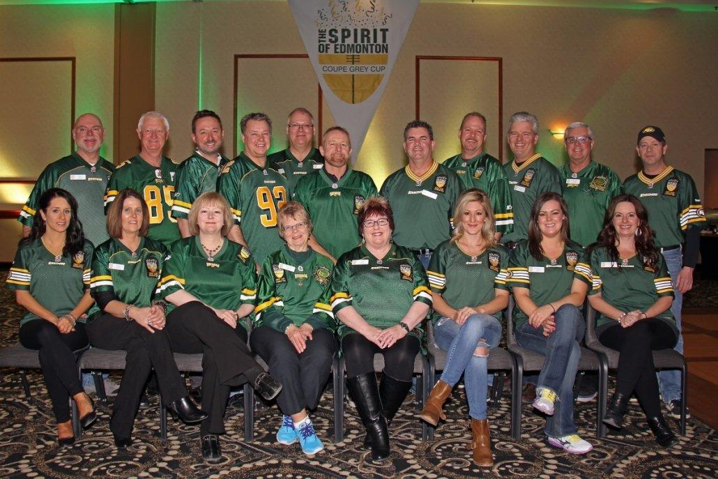 Be A Volunteer Spirit Of Edmonton
